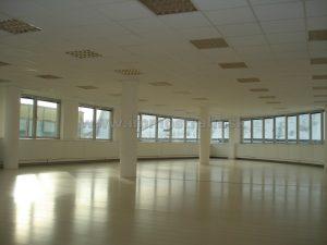 Luxusné kancelárske priestory o výmere 412 m2 v polyfunkčnom objekte na Štetinovej ulici
