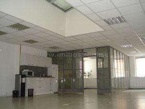 Luxusné kancelárske priestory o výmere 120 m2 v polyfunkčnom objekte na Štetinovej ulici