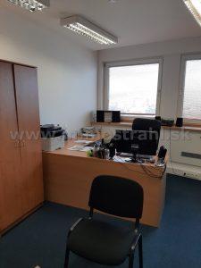 Reprezentatívny administratívny priestor o výmere 21 m2 na prenájom v polyfunkčnom objekte Bratislava Business Center I na Plynárenskej ulici v Bratislave