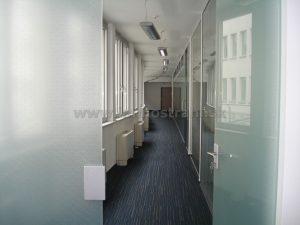 Reprezentatívny kancelársky priestor na prenájom 812 m2 v budove Europeum BC na Suchom Mýte