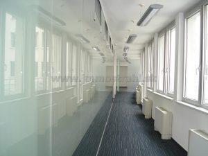 Reprezentatívny kancelársky priestor na prenájom 511 m2 v budove Europeum BC na Suchom Mýte