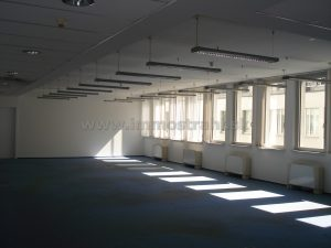 Reprezentatívny kancelársky priestor na prenájom 406 m2 v budove Europeum BC na Suchom Mýte