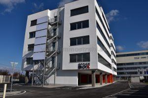 Reprezentatívny kancelársky priestor na prenájom o ploche 842 m2 na Ulici Mokráň záhon v objekte OFFICE BOX