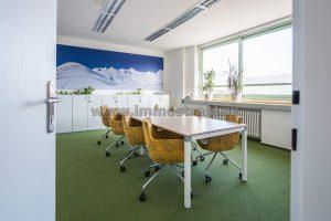 Reprezentatívny kancelársky priestor na predaj o ploche 123,22 m2 v objekte na Nám.SNP