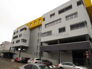 Administratívny priestor o výmere od 200 m2 na prenájom v objekte - v novostavbe na Gagarinovej ulici