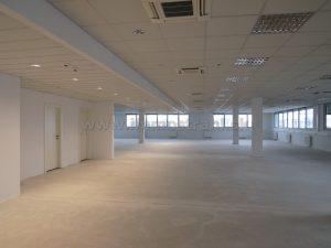 Administratívny priestor o výmere od 400 m2 na prenájom v objekte - v novostavbe na Gagarinovej ulici
