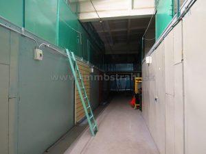 Skladové prízemné priestory 16 m2 na prenájom v objekte na Ul.Stará Vajnorská