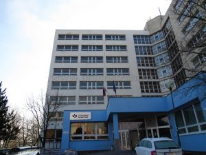 Administratívna budova 5700 m2 (1PP+8NP) na predaj na Hanulovej ulici v Bratislave