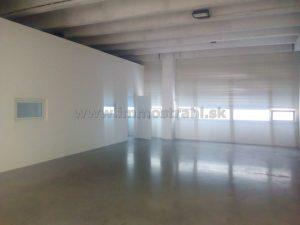 Skladový priestor na prízemí 75 m2 na prenájom na Ul.Stará Vajnorská