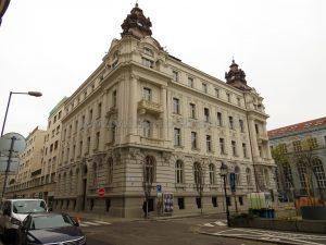 Nadštandardný obchodný priestor 444 m2 na prenájom v objekte Gorkého4Offices na Gorkého ulici v Bratislave