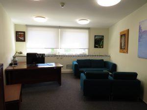 Reprezentatívny administratívny priestor o výmere 69 m2 na prenájom v polyfunkčnom objekte Bratislava Business Center I na Plynárenskej ulici v Bratislave