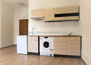 Príjemný 1-izbový byt 35 m2 na prenájom na Michalskej ulici