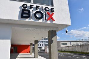 Reprezentatívny kancelársky priestor na prenájom o ploche 250 m2 na Ulici Mokráň záhon v objekte OFFICE BOX