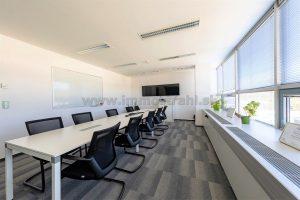 Administratívny priestor o výmere od 131 m2 na prenájom v objekte Westend Tower - Bratislava Patrónka