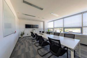 Administratívny priestor o výmere od 15 m2 na prenájom v objekte Westend Tower - Bratislava Patrónka