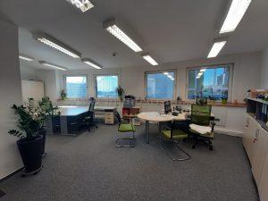 eprezentatívny administratívny priestor o výmere 48 m2 na prenájom v polyfunkčnom objekte Bratislava Business Center I na Plynárenskej ulici v Bratislave