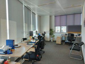 Reprezentatívny kancelársky priestor na prenájom o ploche 161,6 m2 v budove BBC I PLUS na Plynárenskej ulici