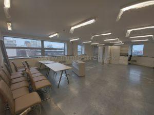 Reprezentatívny kancelársky priestor o výmere 124 m2 na prenájom na Plynárenskej ul. v objekte Bratislava Business Center I